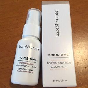 Bareminerals Prime Time Foundation Primer